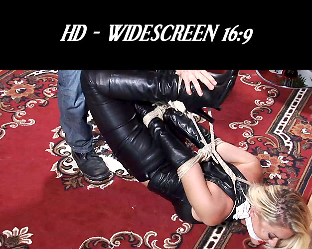 Intruder in Leather! 6